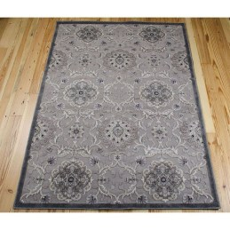Romantic Floral Printed Rug Ideas To Beautify Your Floor19