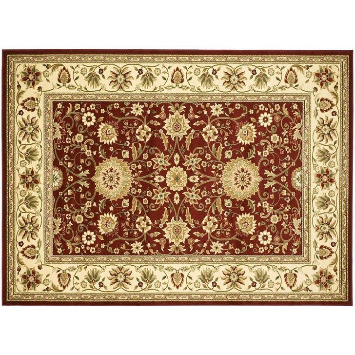 Romantic Floral Printed Rug Ideas To Beautify Your Floor26