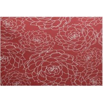 Romantic Floral Printed Rug Ideas To Beautify Your Floor32