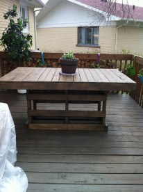 Simple Wooden Pallet Projects Diy Ideas 11