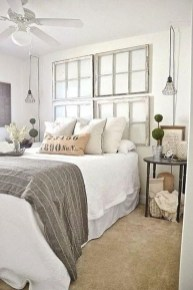 Stunning Bedroom Design And Decor Ideas With Farmhouse Style02