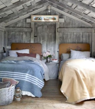 Stunning Bedroom Design And Decor Ideas With Farmhouse Style08
