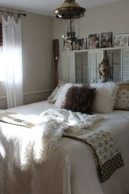 Stunning Bedroom Design And Decor Ideas With Farmhouse Style13