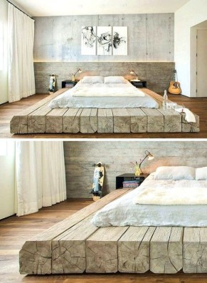 Stunning Bedroom Design And Decor Ideas With Farmhouse Style14