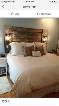 Stunning Bedroom Design And Decor Ideas With Farmhouse Style18