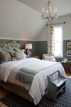 Stunning Bedroom Design And Decor Ideas With Farmhouse Style23