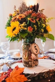 Unique Fall Wedding Ideas For 201831