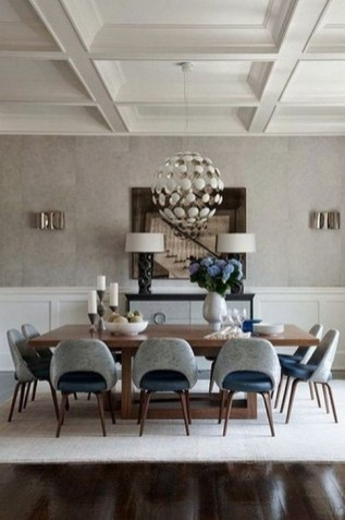Awesome Dining Room Design And Decor Ideas12