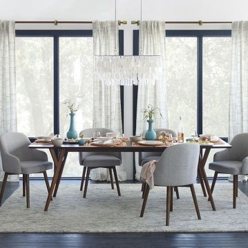 Awesome Dining Room Design And Decor Ideas17