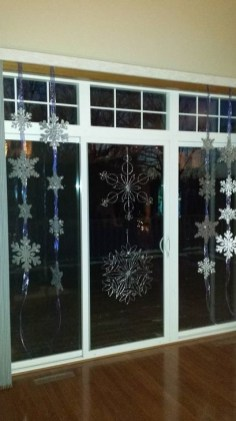 Charming Winter Themed Baby Shower Decoration Ideas08