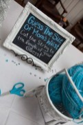 Charming Winter Themed Baby Shower Decoration Ideas37