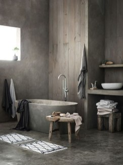 Cozy Bathroom Design And Decor Ideas15
