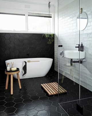 Cozy Bathroom Design And Decor Ideas22