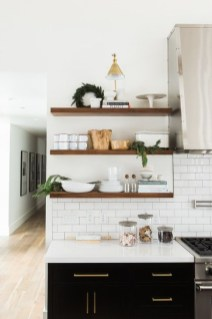 Cozy White Kitchen Design And Decor Ideas01