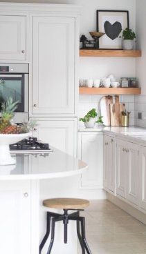 Cozy White Kitchen Design And Decor Ideas06