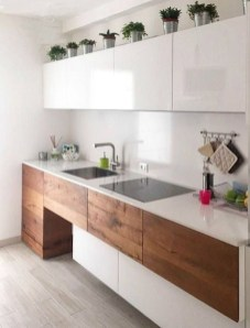 Cozy White Kitchen Design And Decor Ideas21