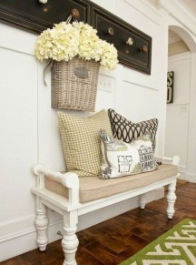 Creative Farmhouse Entryway Decorating Ideas22