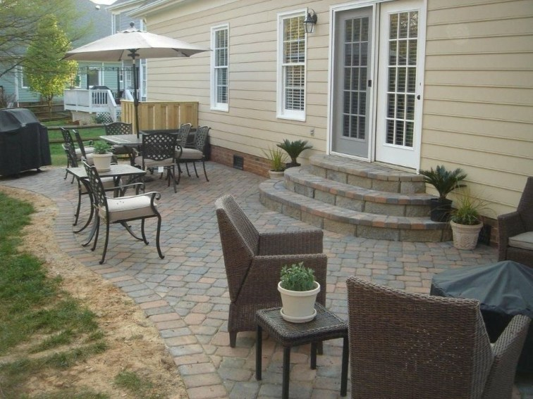 Incredible Backyard Patio Design And Decor Ideas31