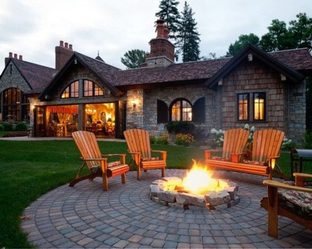 Incredible Backyard Patio Design And Decor Ideas35