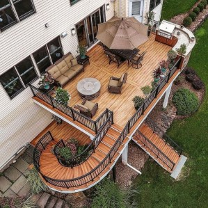 Incredible Backyard Patio Design And Decor Ideas44