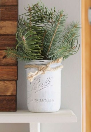 Incredible Farmhouse Christmas Decor And Design Ideas On A Budget42