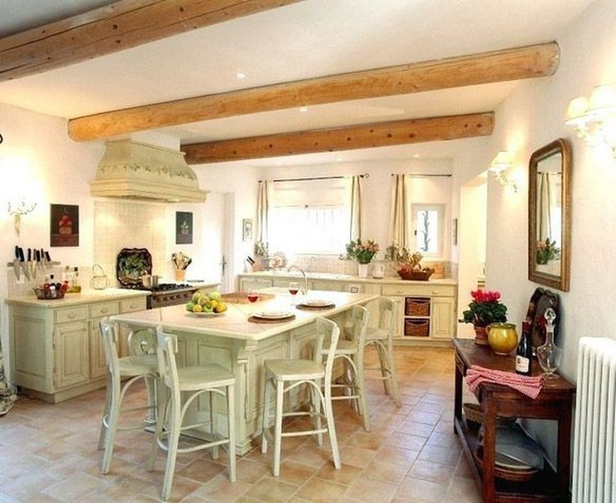 Magnificient French Country Kitchen Design And Decor Ideas05