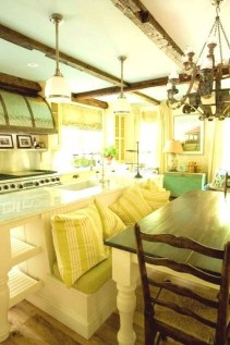 Magnificient French Country Kitchen Design And Decor Ideas10