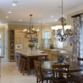 Magnificient French Country Kitchen Design And Decor Ideas13