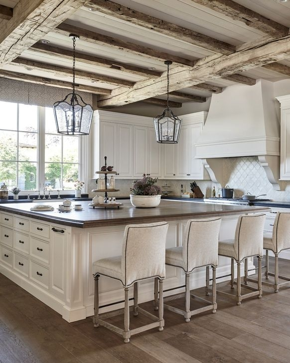 Magnificient French Country Kitchen Design And Decor Ideas26