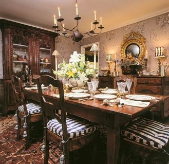 Magnificient French Country Kitchen Design And Decor Ideas38