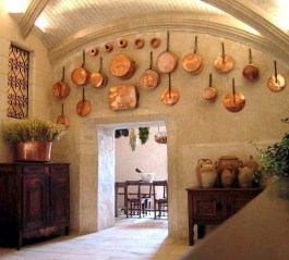 Magnificient French Country Kitchen Design And Decor Ideas44