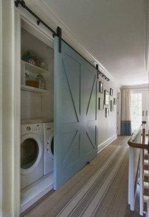 Popular Farmhouse Laundry Room Decorating Ideas19