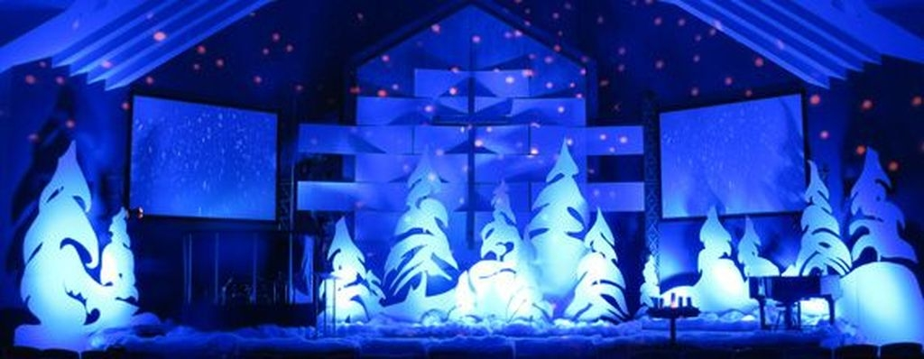 Popular White Christmas Design And Decor Ideas09