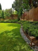Pretty Front Yard Rock Garden And Landscaping Ideas29