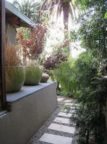 Pretty Front Yard Rock Garden And Landscaping Ideas43