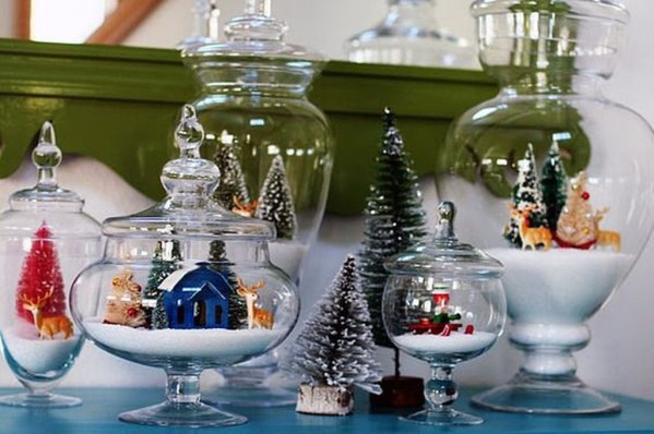 Simple Diy Winter Party Decoration Ideas45
