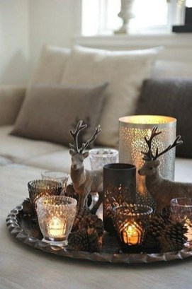 Comfy Christmas Living Room Decor Ideas08