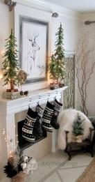 Comfy Christmas Living Room Decoration Ideas14