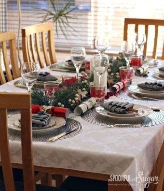 Extraordinary Scandinavian Christmas Decor Ideas06