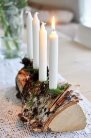 Extraordinary Scandinavian Christmas Decor Ideas11
