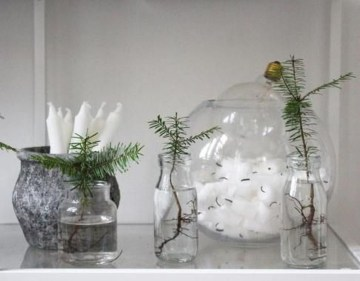 Extraordinary Scandinavian Christmas Decor Ideas13