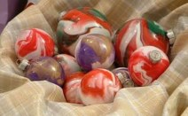 Extremely Fun Homemade Christmas Ornaments Ideas Budget14