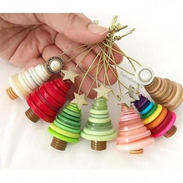 Extremely Fun Homemade Christmas Ornaments Ideas Budget24