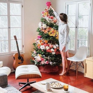 Fascinating Christmas Tree Decoration Ideas20