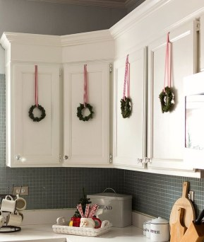 Lovely Fun Christmas Decoration Kitchen Ideas07