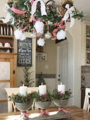 Lovely Fun Christmas Decoration Kitchen Ideas16