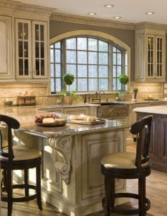 Popular French Country Kitchen Decoration Ideas For Home03
