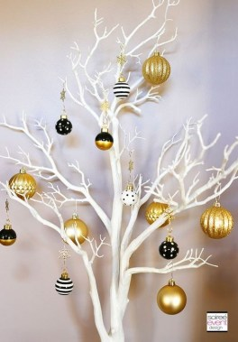 Romantic Rustic Christmas Decoration Ideas09