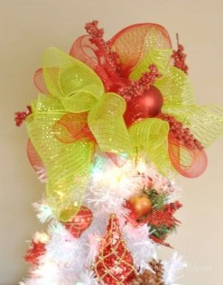 Unique Christmas Tree Toppers Ideas05