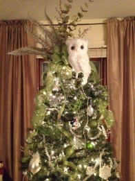 Unique Christmas Tree Toppers Ideas11